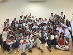 ¡Cuando rojo y azul, nariz y estrella, sueños y sonrisas, se juntan, la MAGIA se crea! -Joseri Cruz   Felicidades a la 9na Generación de @contagiaalegria_mid y tambien a los nuevos DreamMakers de @sd_mid