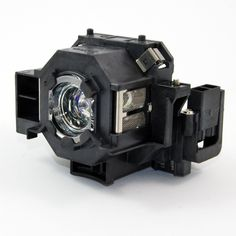 Epson Powerlite EX90 Cage Lamp with 170 Watt Osram P-VIP Projector Bulb