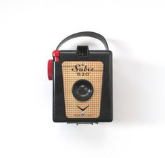 Vintage Sabre 620 Camera by TheVintageResource on Etsy, $42.75
