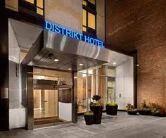Distrikt Hotel New York City. Loved this place!!
