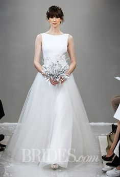 Brides over 50 don't need to fret. They deserve to feel and look like a bride just like those who are half their age. Take a peek at these classic wedding gowns suited for the more sophisticated variety. It doesn't get anymore bridal than this classic, satin ball gown. This silhouette look amazing on nearly ...