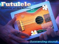 Futulele – Digital Ukulele for the iPhone / iPod Touch / iPad for 99-Cents