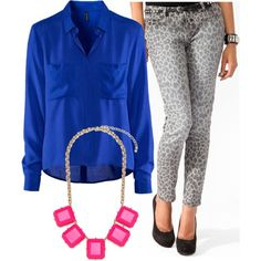 Leopard Jeans Outfits | Outfits with Leopard Print Shoes