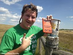 Accidentally Discovering the Oldest Active Geocache in the World - Mingo, Kansas -