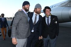 #BeardGang (minus Luuuuke because he can't grow one but that's ok to all of us fans)