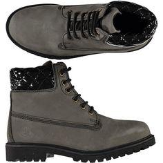 Scarponcino Lumberjack trapuntato, suola carrarmato - € 81,90 | Nico.it - #boots #winterfashion #fashionfall2014