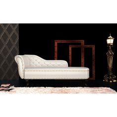 Buy best white Chesterfield Chaise Deck Chair Cream White from LovDock.com. Buy affordable and quality Sofa Beds online, various discounts are waiting for youhttps://www.lovdock.com/p-60783au.html?aid=C6624