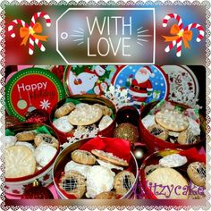 #glitzycake holiday cookies make a perfect gift for your friends and family this year! San Francisco Bay Area please email glitzycake@gmail.com today!