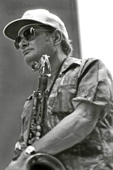 "John Haley ""Zoot"" Sims (1925 - 1985) was an American jazz saxophonist."