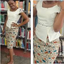 african print skirts - Google Search