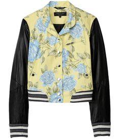 Rag and Bone Cambridge Floral Jacket