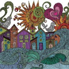 My World in Colors - Valentina Ramos