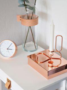 Lust Living  Copper   Copper Glassware  Interior   Interior Design    Interior Style  