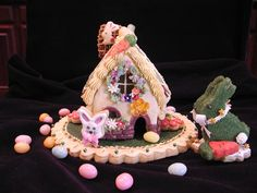 Easter Cottage - 1st Attempt House Construction