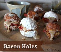 Bacon Holes!