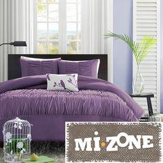 Mizone Ramona 4-piece Comforter Set - Overstock™ Shopping - The Best Prices on Mi-Zone Teen Comforter Sets