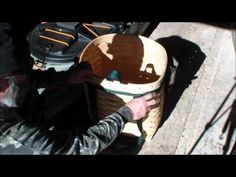 Trapping Series Part 2: The Traditional Pack Basket - YouTube