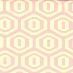8.75 Manufacturer: Westminster / Free Spirit (AB25 Linen) Designer: Amy Butler Collection: Midwest Modern 1 and 2 Print Name: Honeycomb in Linen