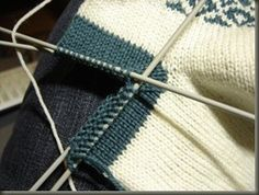 """Afterthought Heel!!  How to knit an """"Afterthought Heel"""""""