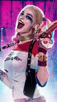 Harley Quinn Wallpaper Mobile All In One Pinterest Harley