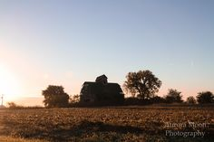 Fall colors at my favorite barn/sunrise. All prints for sale. Http://auroramoonphotography.com