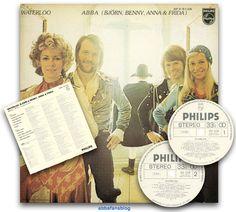 ABBA Fans Blog: Abba Date - 25th August 1974 #Abba #Agnetha #Frida #Vinyl http://abbafansblog.blogspot.co.uk/2016/08/abba-date-25th-august-1974.html