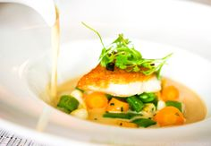 Austin and Vancouver Food Photographer: Sablefish Tom Yum at Hawksworth Restaurant