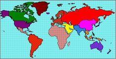 Instruments around the World....  Use in Correlation with WORLD INSTRUMENT BINGO and laminated MAPS.  Good Stuff.