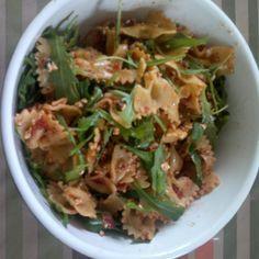Rezept Italienischer Nudelsalat von Kitty83 - Rezept der Kategorie Vorspeisen/Salate