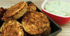 I love falafel. I eat them as an appetizer, in a pita with Green Sauce (recipe in full cookbook), or even on pizza. But I don't want all the added fat that would normally be in a deep-fried dish. So, I bake it instead and the results taste as good as the fried original.