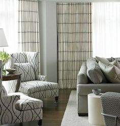 Palette and pattern-David Mitchell David Mitchell, Shades Of Grey, Lounge Chairs, House Design, Throw Pillows, Interior Design, Bed, Inspiration, Furniture