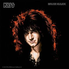 """Bruce Kulick is a former guitarist for Kiss. He played on """"Asylum"""" 1985, """"Crazy Nights"""" 1987, """"Smashes, Thrashes, and Hits"""" 1988, """"Hot In The Shade"""" 1989, """"Revenge"""" 1992, """"Alive III"""" 1993, """"Unplugged"""" 1996, and """"Carnival Of Souls"""" 1997. Real name: Bruce Howard Kulick. Born in Broooklyn, New York December 12th, 1953."""