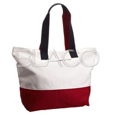 Tommy Hilfiger Cassidy 1 Solid Large Tote Tango Red