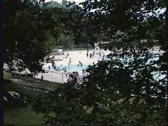 Maywood Beach; a water park located in Olive Branch, Mississippi, just across the Mississippi state line from Memphis, Tennessee.  (Closed 2003)