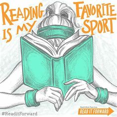 I love reading! I Love Books, Good Books, Books To Read, My Books, Book Memes, Book Quotes, Book Sayings, Summer Reads 2016, Reading Quotes