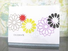 #329 – Dodecagram & Happy World Card-making Day!   Experiments With Card Making Etc