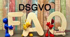 Eine DSGVO FAQ Runde mit vielen Fragen und Antworten rund um den Datenschutz und die gesetzlichen Anforderungen.