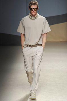 Male Fashion Trends: Trussardi Spring/Summer 2014 - Milán Fashion Week #MFW