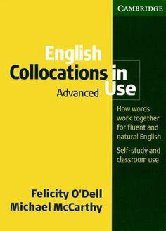 English Collocations in Use - Advanced#books#learnenglish#collocations