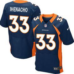 Trevor Siemian Denver Broncos NFL Youth Navy Alternate Mid-Tier Jersey