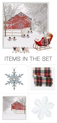 """""""Take a sleigh ride with me.... please"""" by meabee28 ❤ liked on Polyvore featuring art"""