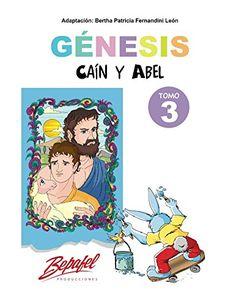 Genesis-Caín y Abel-Tomo 3: Cuento Ilustrado (Génesis par... https://www.amazon.com/dp/B01NAD2JV2/ref=cm_sw_r_pi_dp_x_gKTTybPSTGN1W