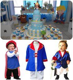Fantasias e Temas De Festas De Aniversários Infantis