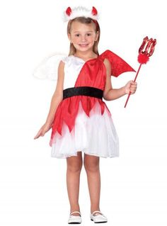 Girl Toddler Angel #Halloween #Costume