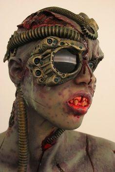 Cyborg - our BodyFX Prosthetics.. Yeah!! SFX prosthetics and accessories