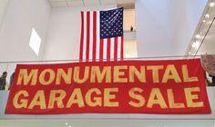 VIDEO: Martha Rosler Barters Curios and Knicknacks at Her MoMA Garage Sale