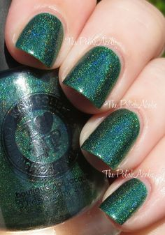 This polish is part of Cult Nails latest collection Let's Get Nekkid and they've said that there are limited quantities available of this on. Polish Holidays, Rainbow Nails, Love Nails, Seaweed, Nye, Swatch, I Am Awesome, Nail Polish, Nail Art
