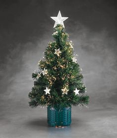 600mm Fibre Optic Christmas Tree