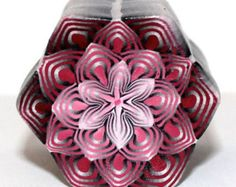 Polymer Clay Flower Doodle Cane Tutorial