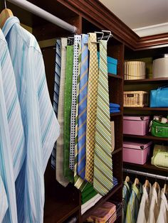 10 Must-Have Closet Accessories from HGTV
